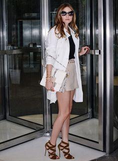 Se você acompanha revistas e novidades do mundo da moda, certamente já se deparou babando por algum look da Olivia Palermo. Nós,como boas Look Stealers, já roubamos muitos, pra não dizer praticame…