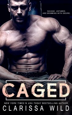 😍 COVER REVEAL & GIVEAWAY!! 💕 A new dark romance by Clarissa Wild... CAGED, coming Sept 26th! <3 GIVEAWAY  👉  http://bit.ly/coverrevealcaged PREORDER 👉 http://bit.ly/cageditunes Cover Design by Clarissa Wild's Booming Covers  😘 #GIVEAWAY & Excerpt!! 😘 LINK ➜ http://bit.ly/coverrevealcaged Mobile friendly link ➜ http://gvwy.io/pjcsnp (or http://gvwy.io/pbeefwi)  💋 💋 BOOK DESCRIPTION: They call me savage. An untamed beast. I was born in the cage. Born to fight. Born to carry its name…