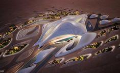 Zaha Hadid Architects to build Bee'ah new Headquarters in UAE | Ongreening