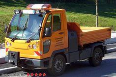 Multicar Fumo Garbage Truck, Mini Trucks, Smart Car, Jeeps, Caravan, Cars And Motorcycles, Tractors, Vans, Vehicles
