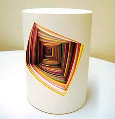 Jen Stark: Kaleidoscopic Paper Eruptions | PingMag : Art, Design, Life – from Japan