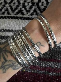 Sterling Silver Bracelet Eternity Solid 925 With Red String Handmade Empress