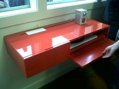 Yet another floating desk
