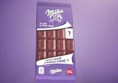 Testa la tua generosità con il cioccolato Milka!