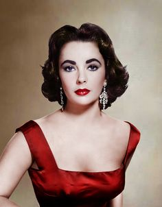 Elizabeth Taylor/ Never was a huge fan of hers...but I do like some of her movies...she was very beautiful.