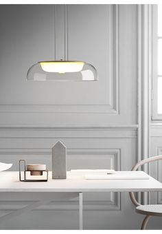 $279.00 Light up your home with this graceful transparent glass shade pendant light to add a real simple look to kitchens, bars, and hallways. Due to the hand blown nature of the glass.  Shop the latest home interior and decor trends at COZICAZA SHOP. Get now 60% Discount and worldwide free shipping.