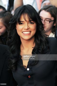 Michelle Rodriguez attends 'Fast & Furious Photocall on March Michelle Rodriguez, Hollywood Fashion, Hollywood Actresses, Actors & Actresses, Fast And Furious, Beautiful Gorgeous, Gorgeous Women, Sofia Vergara, Jessica Alba