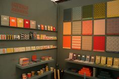 Cambridge imprint - Pulse London trade show stand 2015