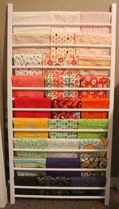 Idéias para organizar um cantinho de costura
