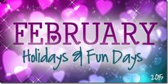 Hello and welcome back! Looking for some fun educational opportunities for February? Look no further, today I'm sharing my monthly holidays & fun days post!  Everyone knows that this month is the month for love! But I'm going to warn you ahead of time, it seems February is also riddled with sweet treats, candy,…Read More