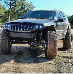 WJ Jeep