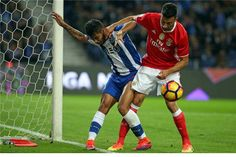 DIRETO | FC Porto-Benfica: águias empatam ao cair do pano