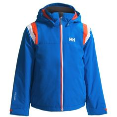 Helly Hansen Velocity Jacket (For Kids and Youth) - Save 83%