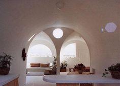 La vie dans d'autres maisons en terre : les maisons de Nader Khalili