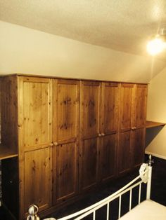 Fitted wardrobes Cornwall made to your exact specifications.