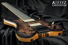 Amazing Carvin/Kiesel Vader 7 [1st pin of 2]