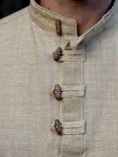 Gents Kurta Design, Boys Kurta Design, Indian Men Fashion, Mens Fashion Wear, Tribal Shirt, Kurta Men, Kurta Style, Formal Shirts For Men, Collar Designs
