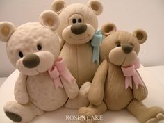 Cute teddies