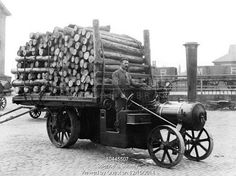 Image of steam lorry at masborough, about by Science & Society Picture Library View and buy rights managed stock photos at Science & Society Picture Library. Antique Trucks, Antique Tractors, Old Tractors, Vintage Trucks, Vintage Tractors, White Tractor, Steam Tractor, Chevy Trucks Older, Logging Equipment