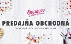 Kreatívne a umelecké potreby Šperkovo Bratislava