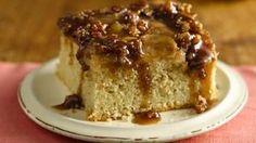 Caramel Apple Cake - Tablespoon