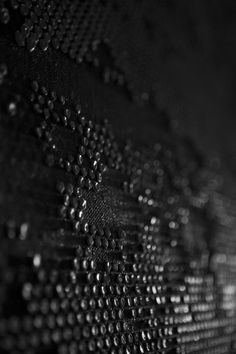 Black bubble wrap texture » #graphic #wall