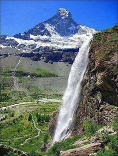 Manthoka Waterfalls , Gilgit Baltisitan, Pakistan   ..rh