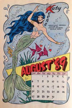 ilovekatykeene: Happy August!