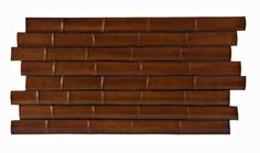 Faux bamboo wall panels for residential, restaurant and retail projects — our U.-made faux bamboo panels are durable, affordable and easy to install. Bamboo Panels, Faux Panels, Bamboo Wall, Giant Bamboo, Faux Bamboo, Restoration, Wood, Texture, Decor