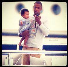 Daddy & Blue Time
