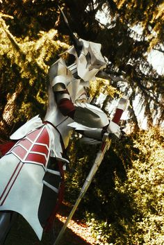 https://flic.kr/p/TLDx7Z | Mordred Fate Apocrypha cosplay | DrosselTira www.facebook.com/DarkWingsTira www.drosseltira.deviantart.com as Morderd from Fate/Apocrypha saber of the red aka no seiba f/a fate apocrypha armor armour complete full helmet stay night fate/stay zero fate/zero fate/grand order grand order go typemoon type moon first second third last ascension cosplay cosplayer clarent dress outfit costume knight of treachery son daughter anime manga videogame モードレッドコスプレ  モードレッド コスプレ