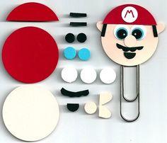 Stampin UP Punch ART KIT Mario Bros | eBay