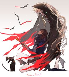 【腐あり】悪魔城まとめ7 [1]