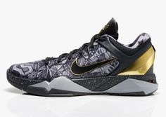 purchase cheap 934f5 ab9b8 Nike Kobe 7 Prelude Kobe Sneakers, Kobe Shoes, Nike Kobe Bryant, Kobe Bryant