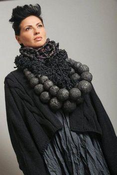 Кедем Сасон / Kedem Sasson - Бохо стиль - хиппи, фолк, этно, гранж, сафари, бохо... - Галерея - Knitting Forum.Ru
