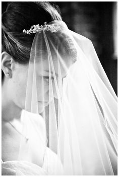 Tricia LaPonte Photography, black and white, bride