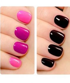 Whoa! This Nail Polish Changes With Your Temperature