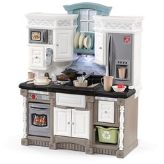 Plastic Play Kitchen Step 2 plastic play kitchen makeover - google search | kid's diy