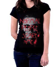 Blusa Feminina AHS (Tate) - Oba! Shop - camisetas, babylooks, acessórios, música e arte
