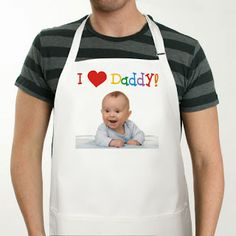 Have fun while cooking with this custom full print apron. Personalize apron with photo of the chef in your family. Custom Aprons, Personalized Aprons, Sublimation Paper, Apron Designs, Kitchen Aprons, Can Design, Transfer Paper, Bibs, Print Ideas