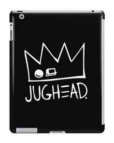 Our Jughead Jones - Black Riverdale iPad Case is available online now for just £10.99.    Fan of Riverdale? You'll love our Jughead Jones - Black Riverdale iPad case, available for iPad, iPad Mini & iPad Air.    Weight: 28g, Material: Plastic, Production Method: Printed, Authenticity: Unofficial, Thickness: 12mm, Colour Sides: Black, Compatible With: iPad 2 | iPad 3 | iPad 4 | iPad Air | iPad Mini | iPad Mini 2, Features: Slim fitting one-piece clip-on case that allows full access to all dev