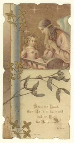 Holy Card, undated | Flickr – Compartilhamento de fotos!