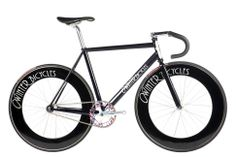 Winter Cycles OverKill Track Bike