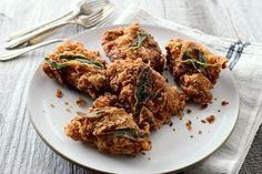 Recipe: Outdoor fried chicken for a crowd. Photo: Sabra Krock for The New York Times