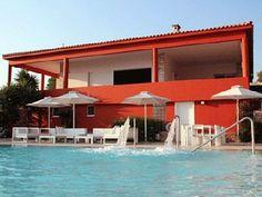 Semesterbostäder och villa Sounio, Grekland   5 sovrum, 12 sovplatser - Dröm villa med stor infinity pool i Sounion nära Aten