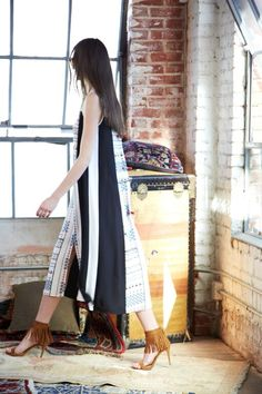 #BehindTheScenes of our Fall Bohemian Soul Editorial 2015 Collection