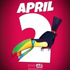 ON SALE APRIL 2nd.    www.booksaralive.com