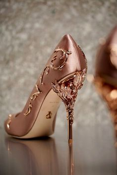 30 Most Wanted Wedding Shoes for Bride ❤ See more: http://www.weddingforward.com/wedding-shoes/ #weddings