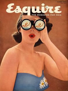 Vintage Esquire via miss moss.