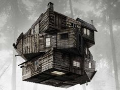 Image detail for -Cabin in the Woods':